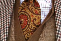Pattern Mixing tweeds