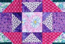 Free Quilt Block Tutorials / You can find MY own free quilt block tutorials on my Mishka's Playground site @ http://mishkasplayground.com/free-quilt-blocks-tutorials/ / by Michele Foster