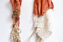 Fabric Jewellery / New ideas
