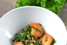 Chou Kale / Recette avec du kale