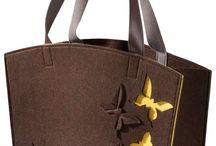 сумки из фетра