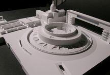 Concorso per la Risistemazione Piazza Augusto Imperatore - Roma - scala 1:500