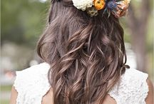 wedding - Hair / by Stefania Bowler