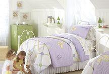 Girl's Room Ideas
