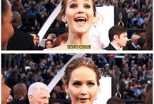 Jennifer Lawrence // Katniss Everdeen