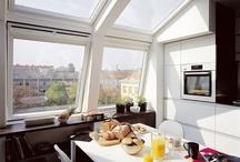 Küche / Lass dich inspirieren von Küchen mit VELUX Fenstern.