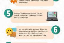 Infografías JEDI VII / Infografías educativas