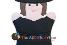 The Applique Place / Designs I own! / by Tan Scott