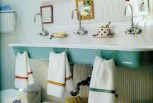 Kid's Spaces Ideas / by Susan Tobin