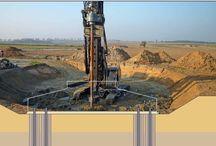 GEOTECNICA EN LOS ENTORNOS INDUSTRIAL Y ENERGÉTICO / Ingeniería, geotecnica, cimentaciones, tecnicas de cimentaciones