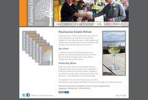 Masterton Web Design / Website design projects based in Masterton, Wairarapa.