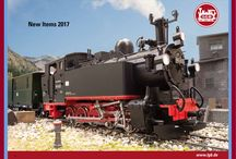 G-Scale Trains