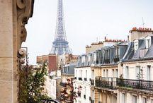 Oui, c'est Paris!!! / rêves / by Odete de Paula