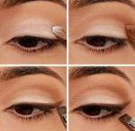 Easy eye make up