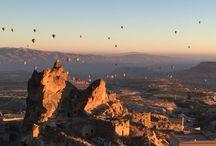 Kapadokya / Kapadokya- turkiye