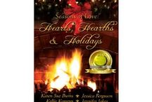 Hearts, Hearths & Holidays / An anthology of Christmas short stories