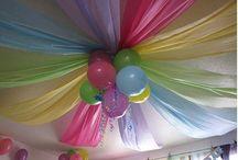 decoracion en globo