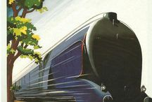 Art: Railway Art (and Posters)