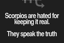 Scorpio's / by Ginny Lemaster