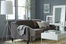 New living room / by Devon Wiest