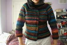 Knitting 101 and beyond! / by Mary Ann Burns