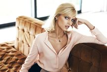 Anja Rubik photo sessions