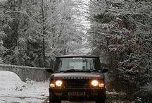 Range Rover classic dream. / Dream car