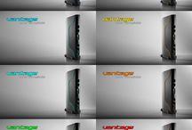 Vantage. Choose Your colour.