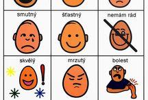 Obrázky emócie