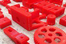 3D Printing / 3D Printing whit Reprap Prusa i3.