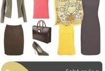 12 Tone Corporate Look Book / Truecolour.com.au