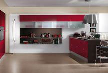 Дизайн кухни / Проекты кухонь, интересные решения для кухонь