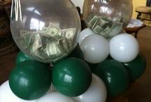 Money Balloon Ideas