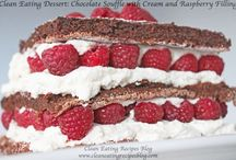 Yummy  Desserts! / Clean Eating