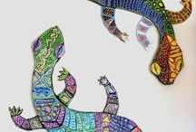 Zentangle...another word for doodle / by Shirley Gambero, Designer/Dressmaker, Sewing Instructor