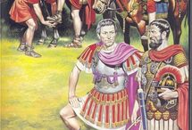 roman generals I-II century AD