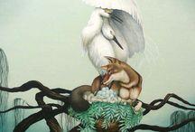 Tiffany Bozic surrealistic painter