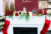 Holiday Mantels / Take some ideas from these decorative mantels this year.  / by Dimplex