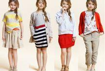 Sew mom, and fashion kid & Me