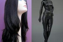 Wig Costume Ideas