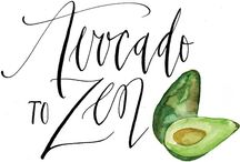 AVOCADO TO ZEN / www.AvocadoToZen.com a guide to clean living in a toxic world healthy recipes, eco friendly ideas, green living, meditation, zen lifestyle