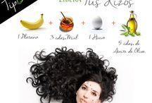 Mascarillas cabello