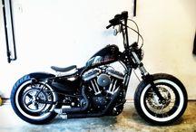 Bobber / Harley