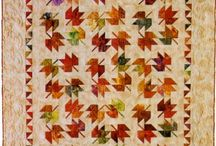 Crazy About Autumn Fall Quilts Quilting..................
