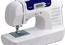 Sewing Machine / Brother Sewing Machine Janome Sewing Machine Singer Sewing Machine Pfaff Sewing Machine Bernina Sewing Machine / by Pink Chocolate Break
