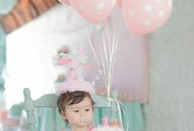 Malias 1st Birthday