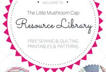 quilt resource library