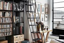 Ladder 4 Bookcase