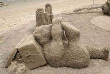 Beach / Sand Art / by Christy Farley