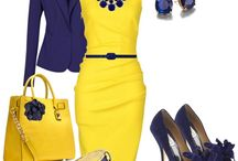Outfits Yellow